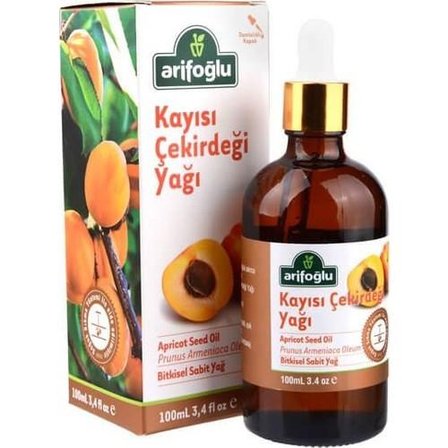ARIFOGLU Apricot Seed Oil (Kayisi Cekirdegi Yagi) 100ml