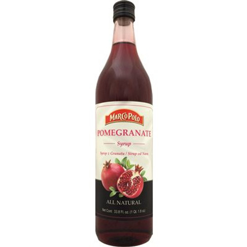 MARCO POLO Pomegranate Syrup 33.8 Fl oz