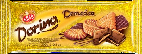 KRAS Dorina w/Domacia Napolitanke Chocolate