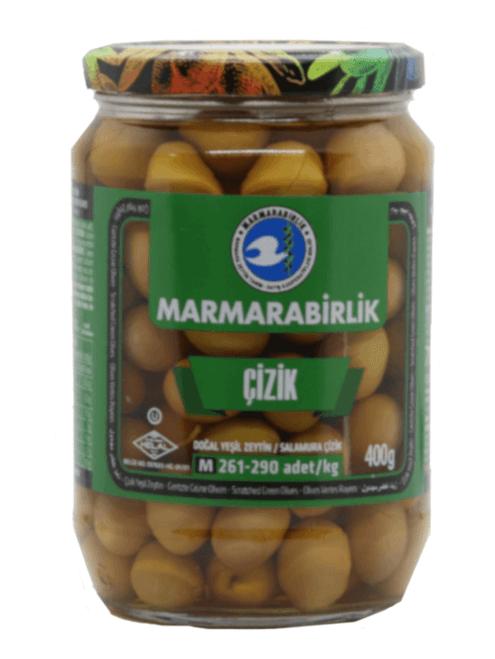 MARMARABIRLIK M Cizik Zeytin 400g