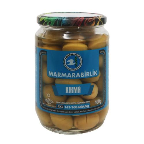 MARMARABIRLIK 4XL Kırma Zeytin 400g