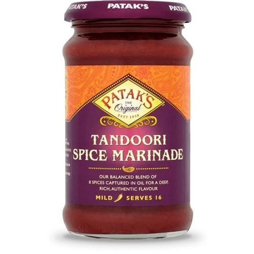 PATAK'S Tandoori Marinade Spice Paste 283g