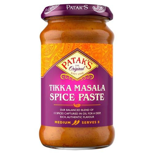 PATAK'S Tikka Masala Marinade Spice Paste 283g