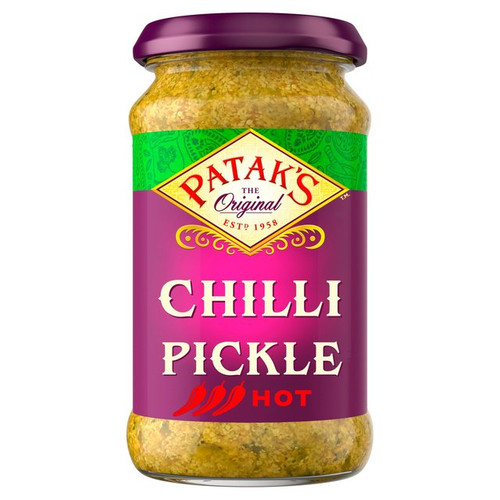 PATAK'S Hot Chile Pickle 283g