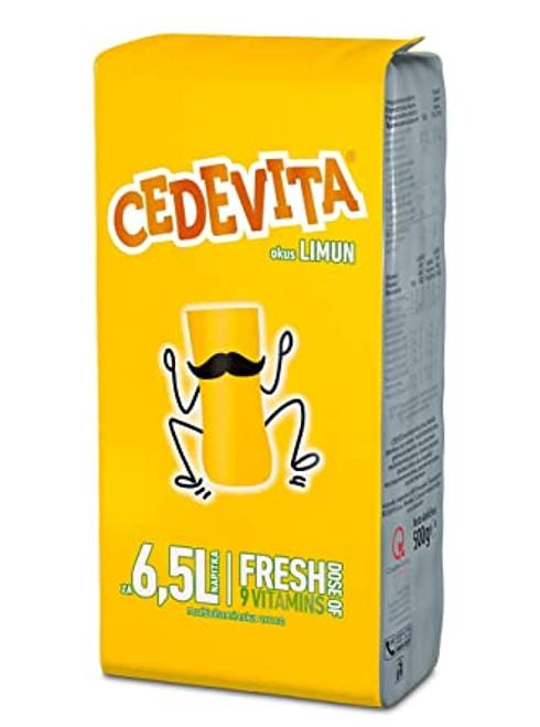 CEDEVITA Lemon Drink Mix 6.5L