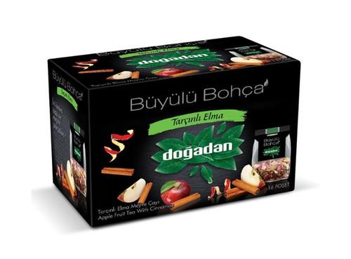 DOGADAN Buyulu Bohca Apple&Cinnamon Tea 32g