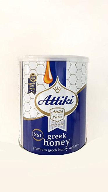 ATTIKI Premium Greek Honey 1000g
