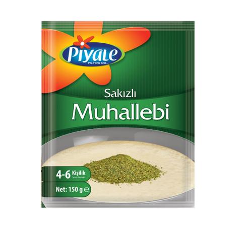 PIYALE Sakizli Muhallebi 150g