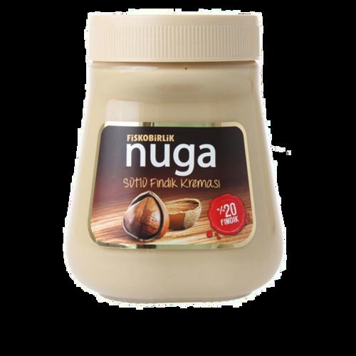 FISKOBIRLIK Nuga Hazelnut Spread w/Milk 300g