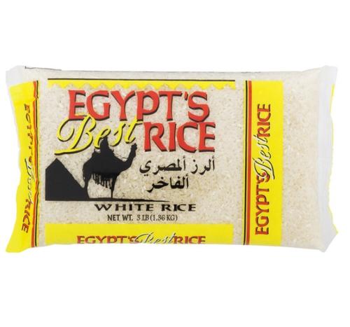 EGYPT'S Best Rice 3lb (1.36kg)