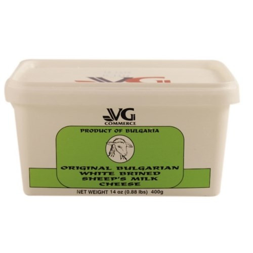 VG Sheep's Milk Cheese 400g