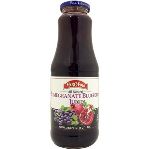 MARCO POLO Pomegranate & Blueberry Juice 1L
