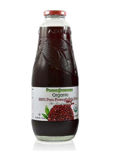 POMEGRANAZE %100 Organic Pomegranate Juice 1L