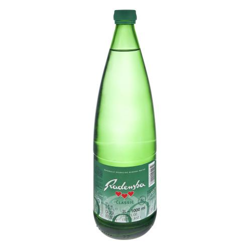 RADENSKA Mineral Water in Glass 1L