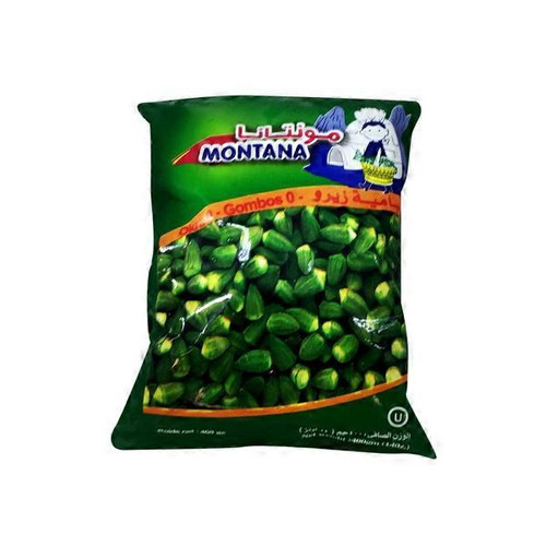 MONTANA Frozen Okra 400g [GA STORE PICK UP AND LOCAL DELIVERY PRODUCTS ONLY]