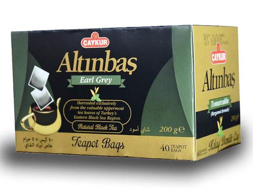 CAYKUR Altınbaş Bergamot Aromalı 40'lı Demlik Poşet Çay 200 g