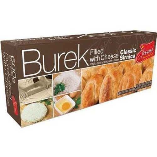 JAMI Burek Filled w/Cheese 600g (Classic) [GA STORE PICK UP AND LOCAL DELIVERY PRODUCTS ONLY]