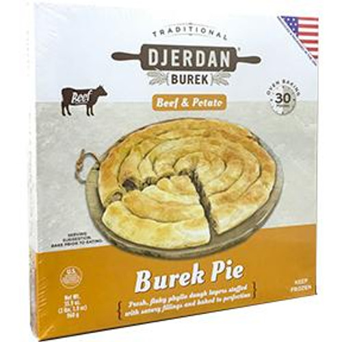 DJERDAN Burek Swirls w/Beef & Potato 900g [GA STORE PICK UP AND LOCAL DELIVERY PRODUCTS ONLY]