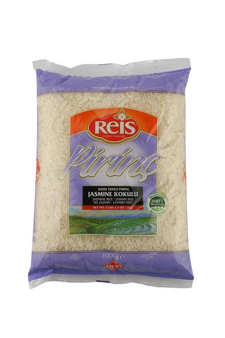 REIS Jasmine Rice (Jasmine Kokulu Uzun Taneli Pirinc) 1000g