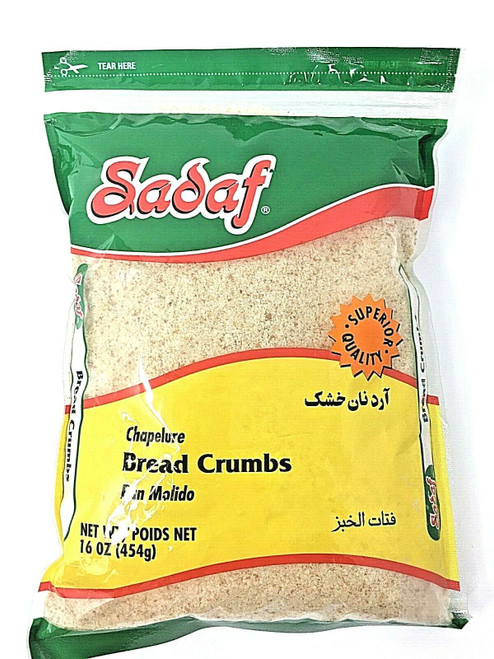 SADAF Chapelure Bread Crumbs 454g