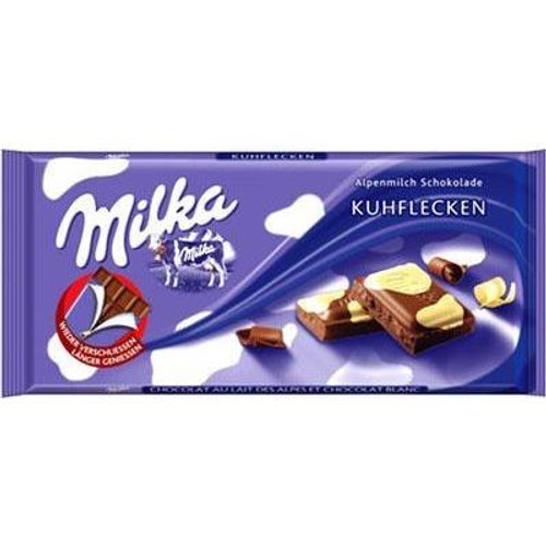 MILKA Happy Cow Chocolate Bar 100g