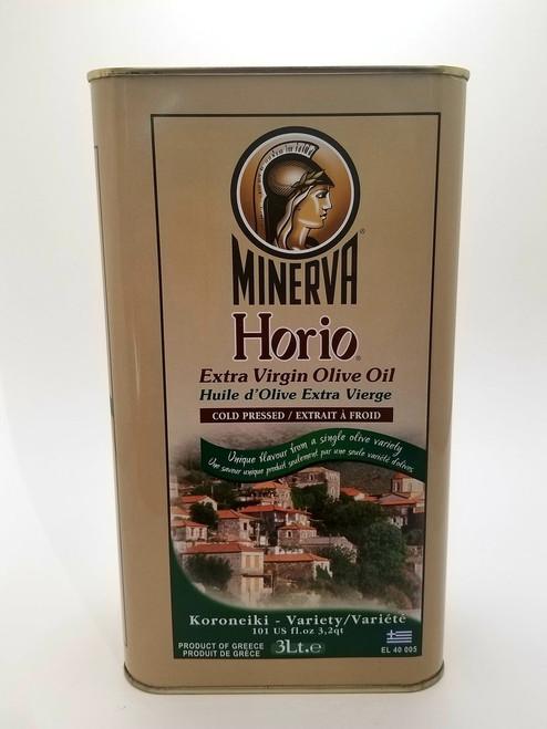 MINEVRA Horio Extra Virgin Olive Oil 3Lt