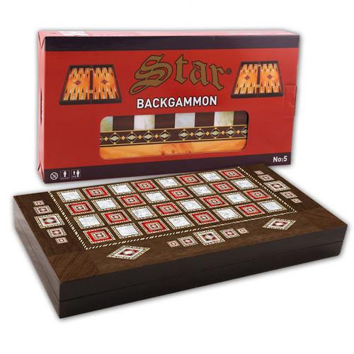 STAR Tavla (Backgammon)