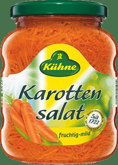 KUHNE Karotten Salad (Carrot Salad) 370g