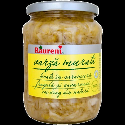 RAURENI Varza Murata (Tomatoes in Vinegar) 700g