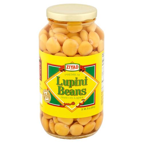 ZIYAD Lupini Beans 454g