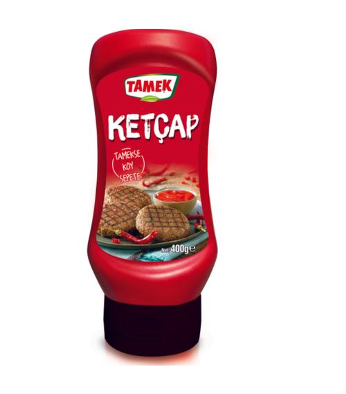 TAMEK Mild Ketchup 400g