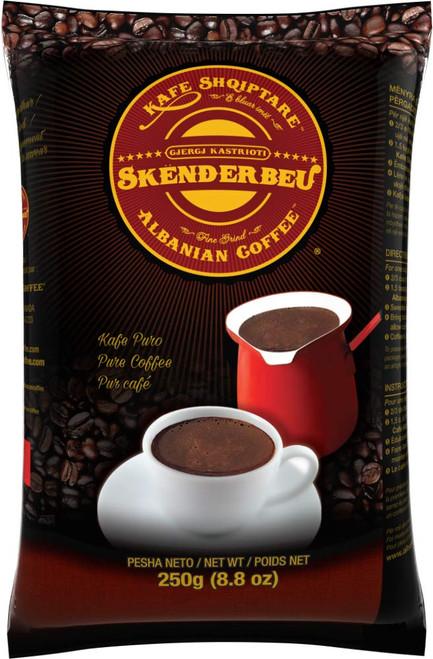 SKENDER BEU Albanian Coffee 250g