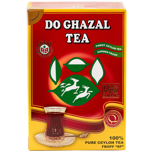 DO GHAZAL %100 Pure Ceylon Tea 500g