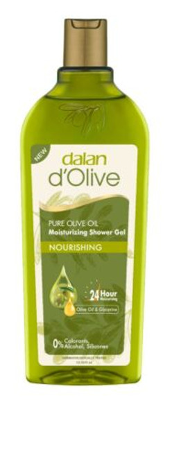DALAN d'Olive Moisturizing Shower Gel ''Nourishing'' 400ml