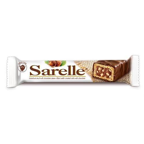 SARELLE Chocolate Wafer w/Hazelnut 33g