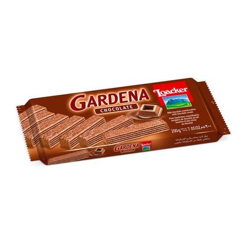 LOACKER Wafers Gardena w/Chocolate 175g
