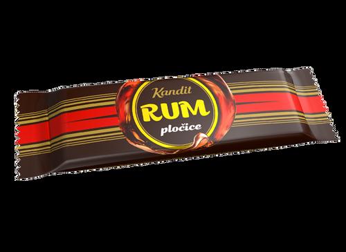 KANDIT Rum Plocice Chocolate 45g