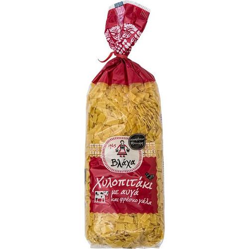 VLAHA Hylopites (Small Square Noodles) 500g