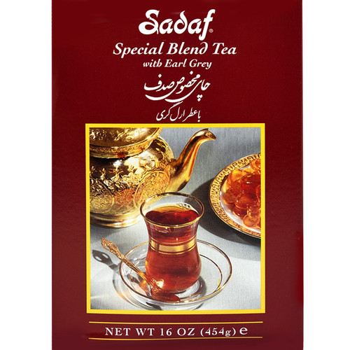 SADAF Special Blend Earl Grey Tea 454g