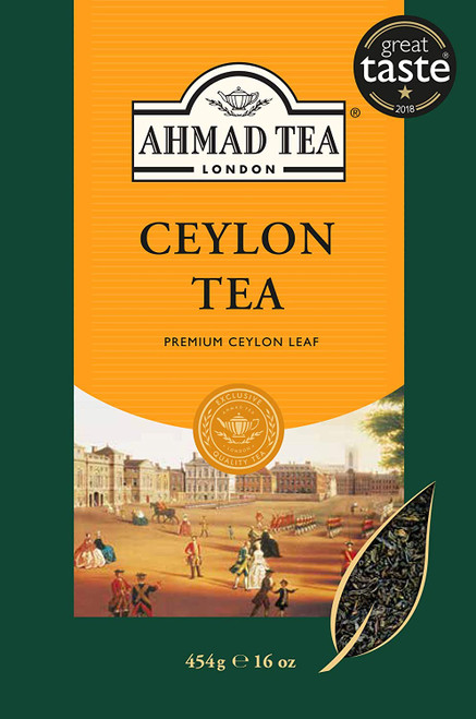 AHMADTEA Ceylon Tea Premium Ceylon Leaf 454g