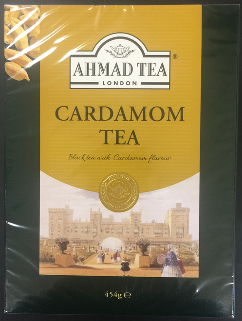 AHMADTEA Cardamom Tea 454g