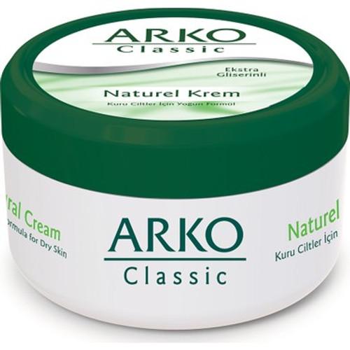 ARKO Classic Natural Cream 300ml