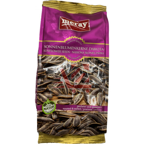MERAY Dakota Sunflower Seeds Salted 300g