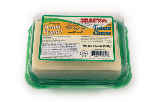 MERVE Aged Full Fat Tulum Cheese 350g