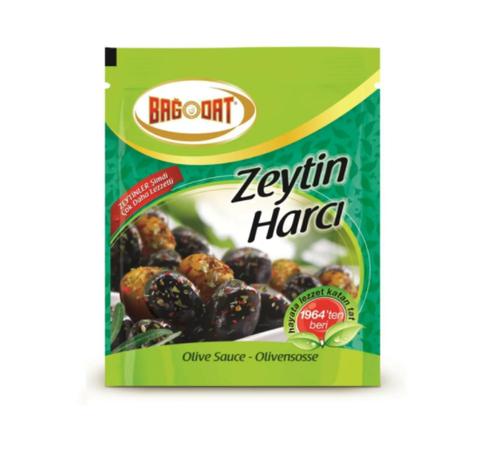 BAGDAT Olive Spice Mix (Zeytin Harcı) 40g