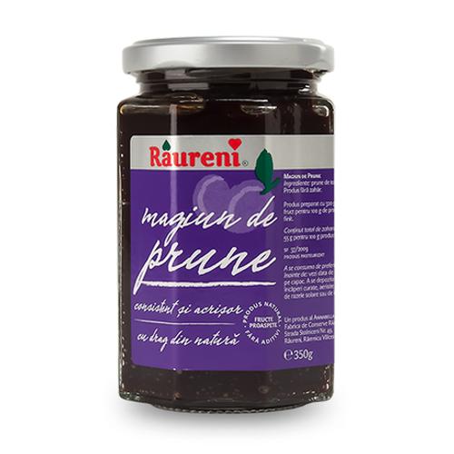 RAURENI Magiun de Prune (Plum Butter) 350g
