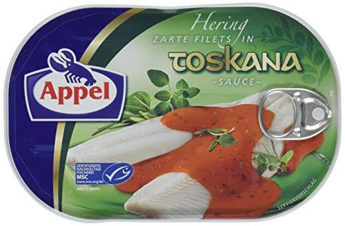 APPEL Hering Zarte Filets in Toskana Art 200g