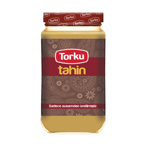 TORKU Sesame Paste (Tahin) 600g