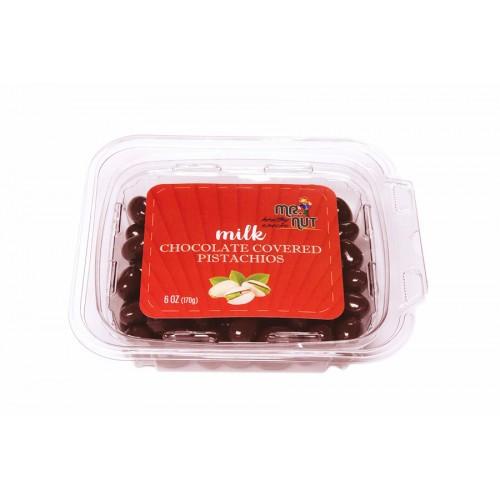 MR.NUT Milk Chocolate Covered Pistachios 170g