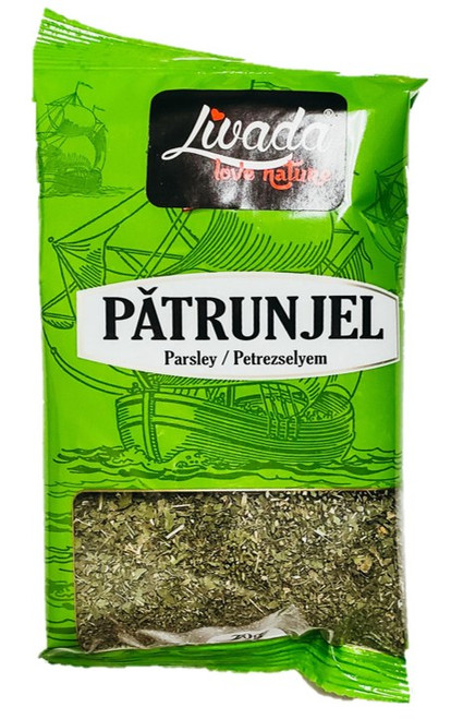 LIVADA Patrunjel (Parsley) 20g